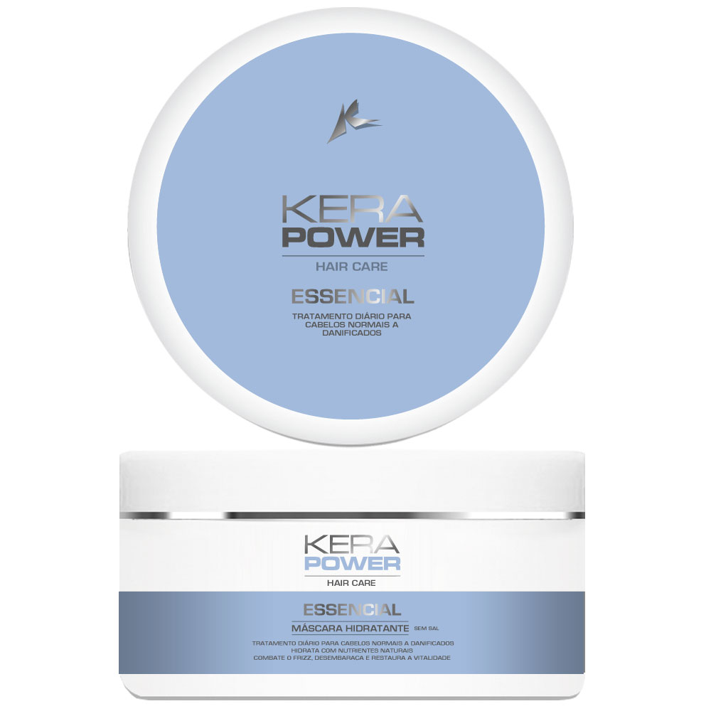 Máscara Kerapower Essencial
